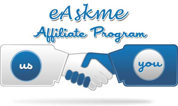 eAskme Affiliate Program : Make Money with eAskme : eAskme