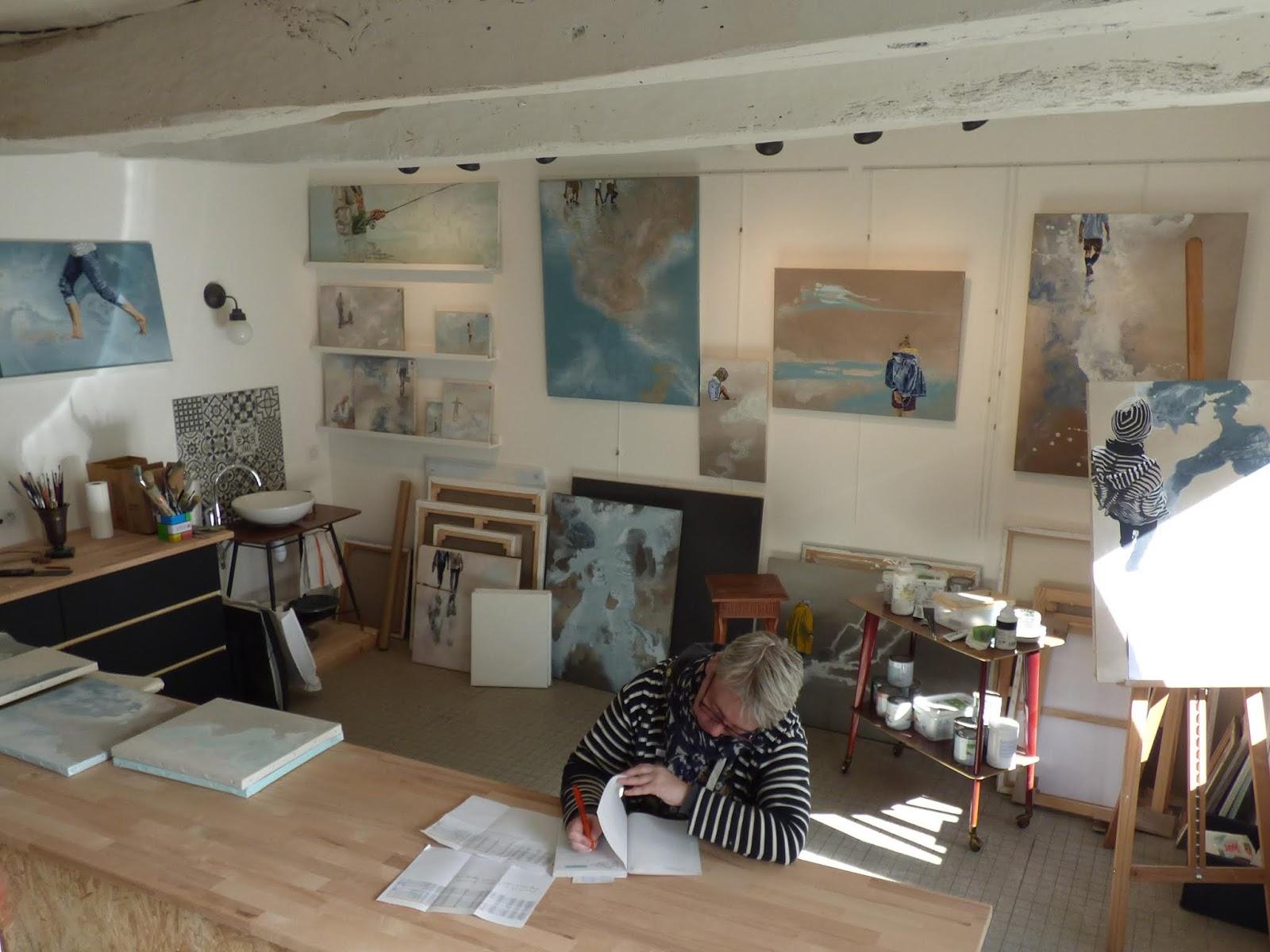"""Chassis Atelier D Artiste sand -: productions pour """"carré d'artistes"""""""