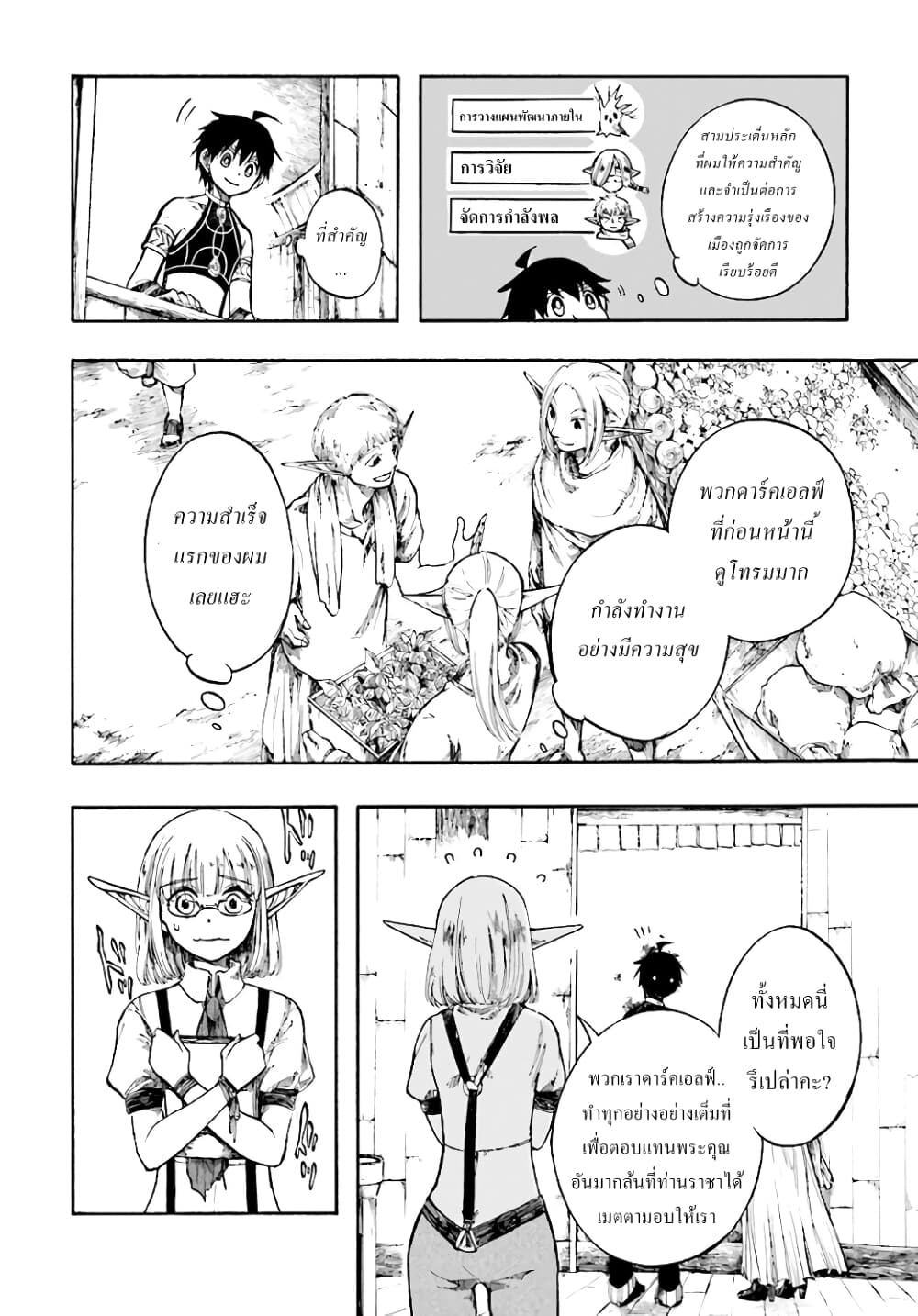อ่านการ์ตูน Isekai Apocalypse MYNOGHRA ~The Conquest of the World Starts With the Civilization of Ruin~ ตอนที่ 5 หน้าที่ 24