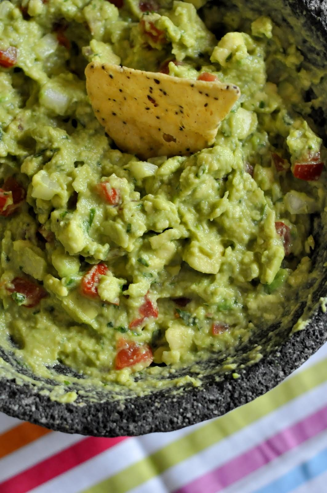 Signature Guacamole from Rosa Mexicano | Taste As You Go