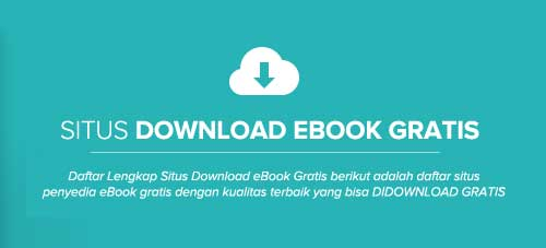 Ebook situs gratis indonesia download