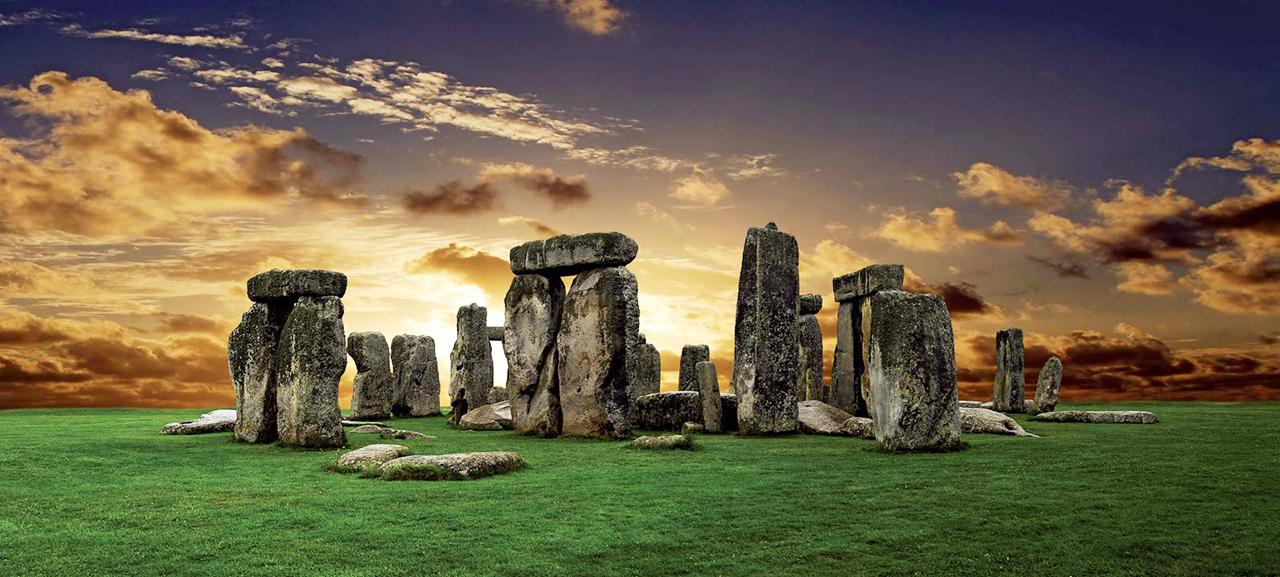 Keberadaan manusia jaman perunggu Stonehenge