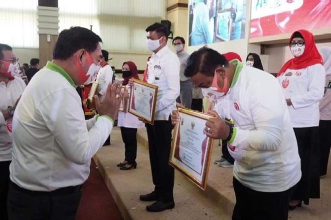 Keren! Bone Raih Penghargaan Berkat Gerakan Lisu Massikola Paimeng