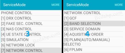 12 Cara Kunci (Lock) 4G LTE Samsung dengan Kode Rahasia