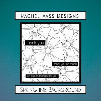Rachel Vass Designs - Springtime Background