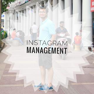 instagram, account, management, social media, marketing, digital
