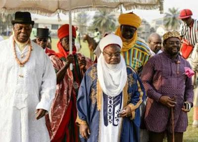 Emir Of Katsina's Mother Passes On