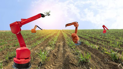 Fertilizing Any Other Irrigation (Agricultural Robot)