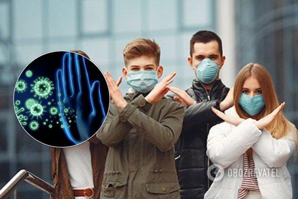 В Україні різко зменшилася кількість хворих на COVID-19