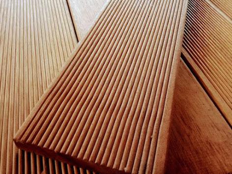 Jual Decking kayu Ulin di Jakarta