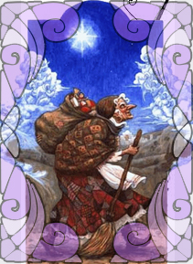 Goddess Befana - Magic, witchcraft, paganism