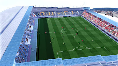 PES 2020 AESSEAL New York Stadium