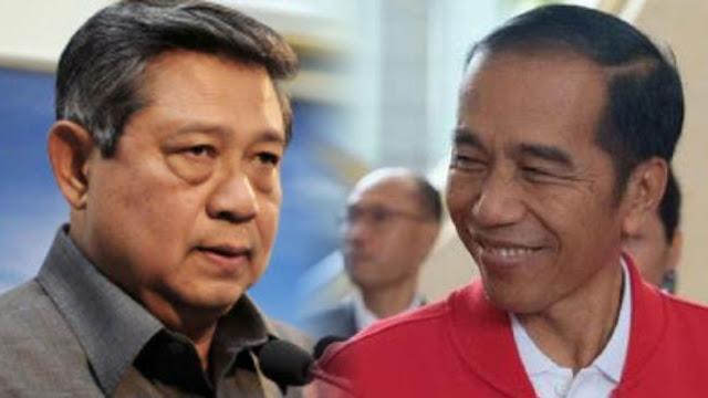 Sakit Hati Dituduh, SBY Ingatkan Jokowi: Bapak Suatu Saat Juga Akan jadi Rakyat Biasa, Nggak Punya Power