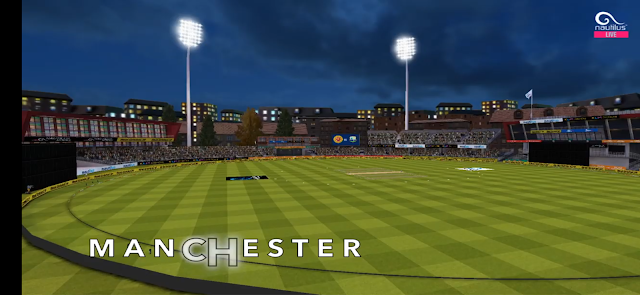 Real Cricket 19 New World Cup Stadium