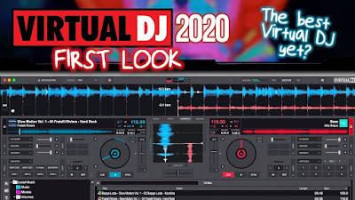Download Virtualdj 2020 Build 5186 Setup With Crack Free Download