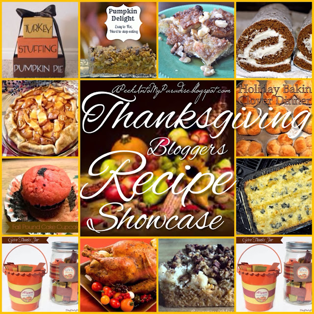 Thanksgiving Recipes, This Mom's Confessions