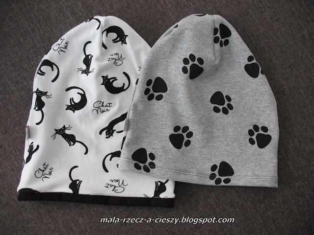 Pojedynek czapek wiosennych marki Sofi dla dzieci