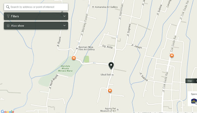 Spa Bali Ubud Map,Map of Spa Bali Ubud,Things to do in Bali Island,Tourist Attractions In Bali,Spa Bali Ubud accommodation destination attractions hotels map reviews photos pictures