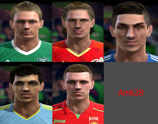 Facepack RPL v8 Pes 2013 By amk28