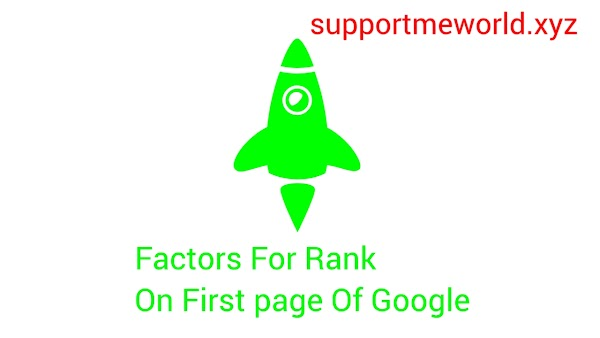 5 Tips For Rank Your Website In First Page Of Google
