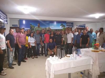 Presidente do Sindsemb participa de capacitação aos vigilantes e porteiros escolares do município de Barreiras