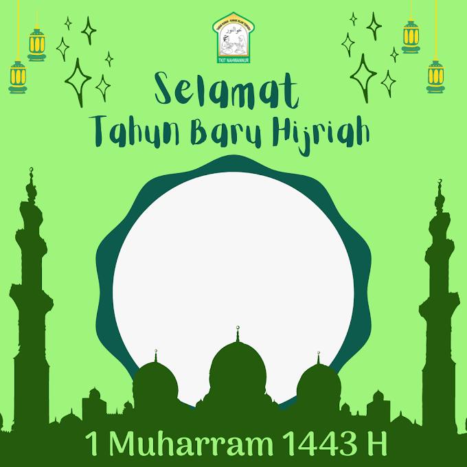 Twinbone Tahun Baru Hijriah 1443 H _ TKIT Nahwannur