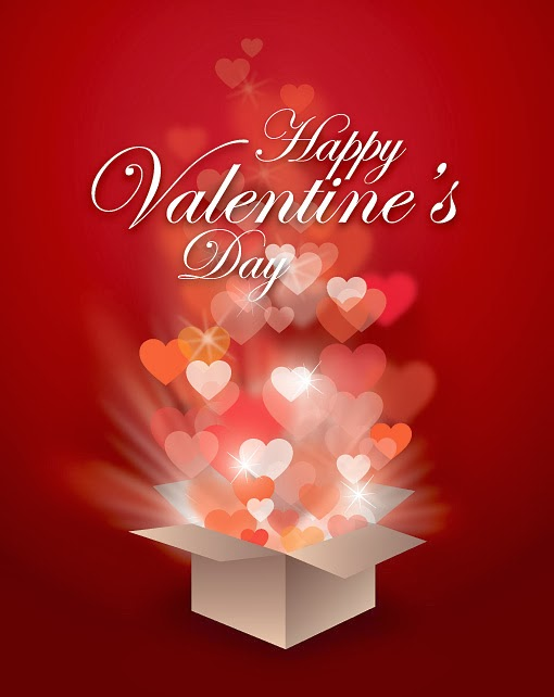 HAPPY VALENTINE DAY 2014