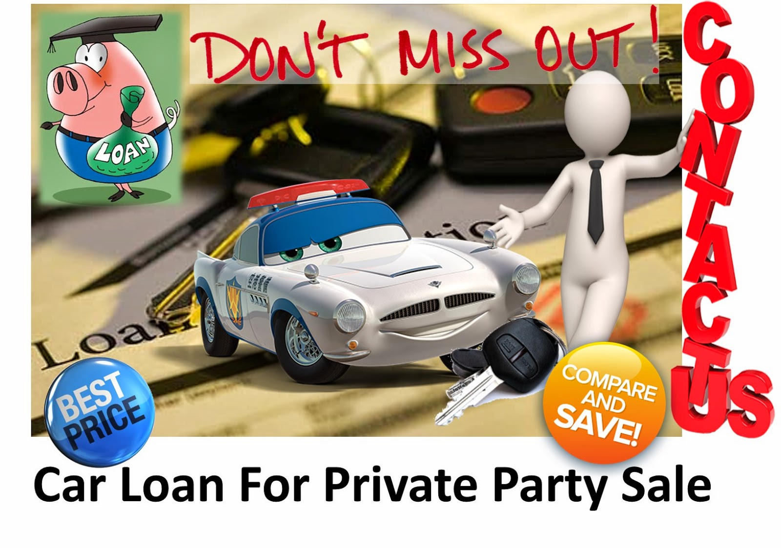 how to get a loan for a car no job