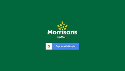 mymorri, my morri employee payslip, morrisons payslip, morrisons employee login portal