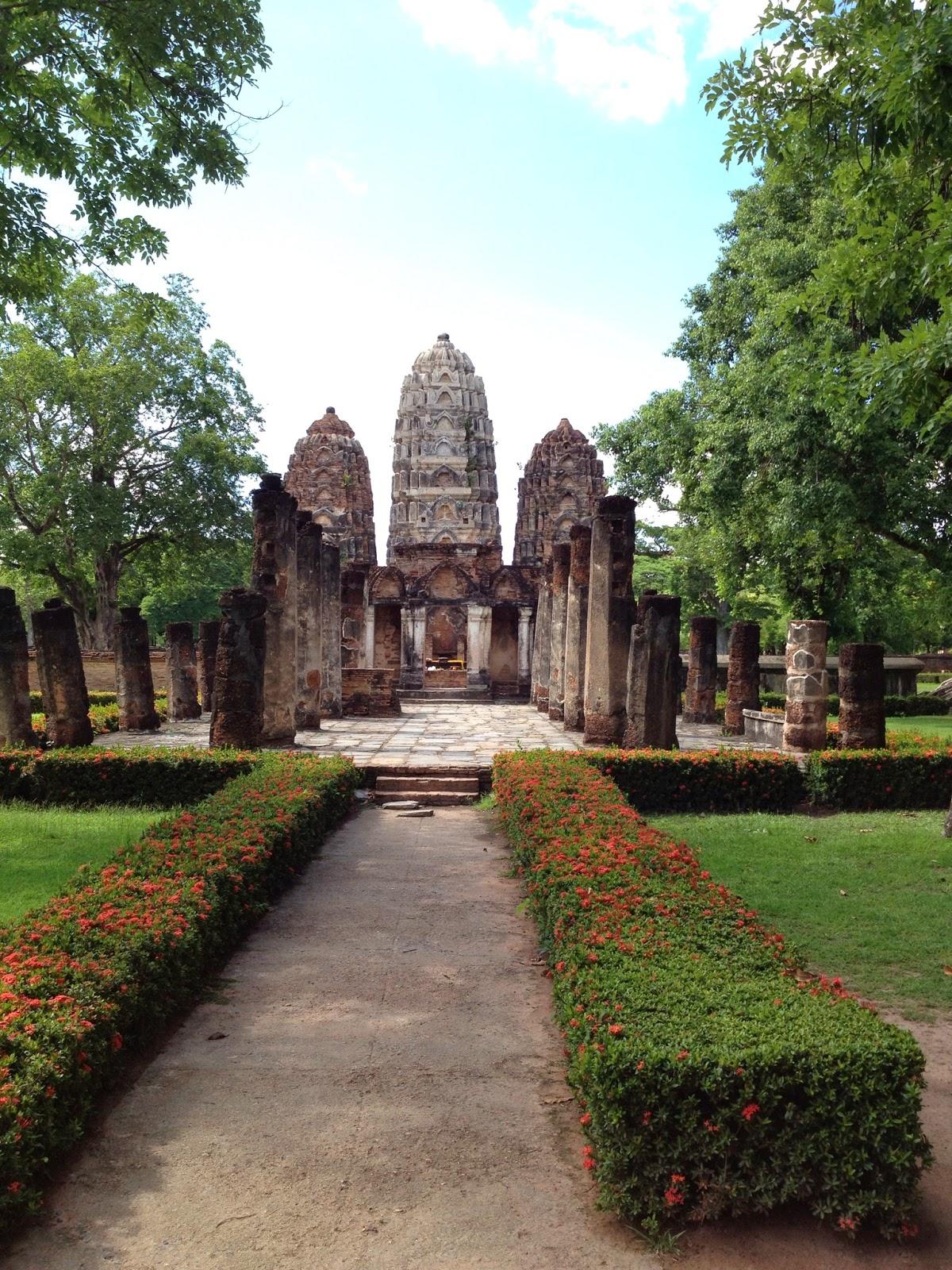 Old Sukhothai - Wat Si Sawai