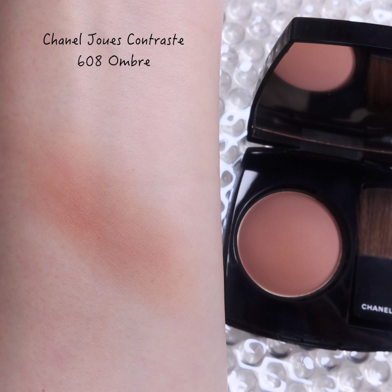 Chanel Joues Contraste 608 Ombre swatch