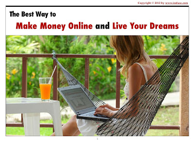 The Best Way to Make Money Online Download eBook