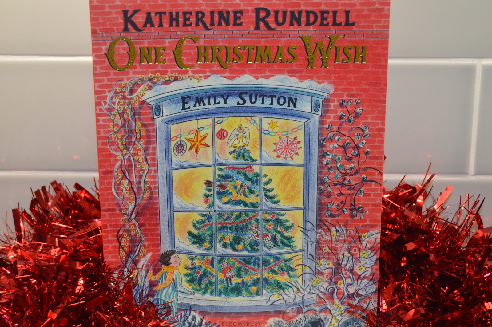 One Christmas Wish Book