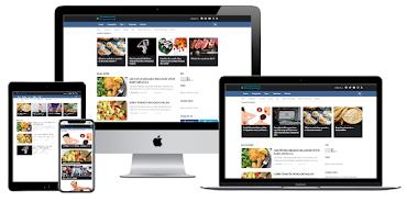 TechMag - Professional Premium Blogger Template