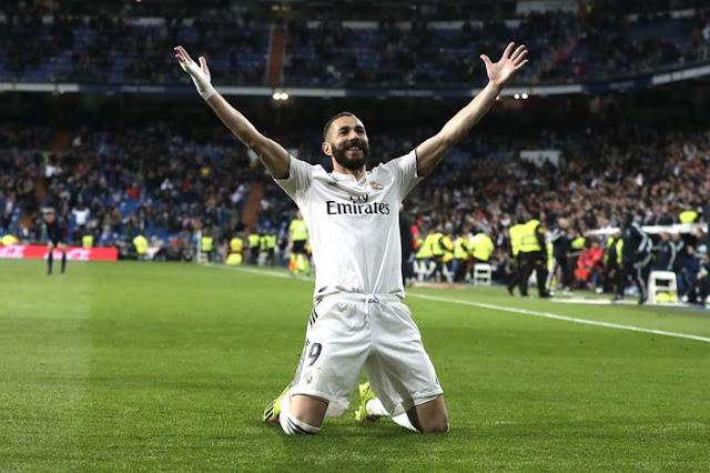 Penyarang Rasa Seperti Pelayan, Karim Benzema