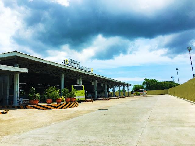 Bogo Central Terminal. Bogo City, Cebu
