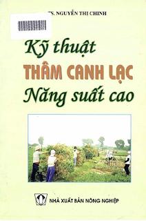 [EBOOK] KỸ THUẬT THÂM CANH LẠC NĂNG SUẤT CAO, TS. NGUYỄN THỊ CHINH, NXB NÔNG NGHIỆP