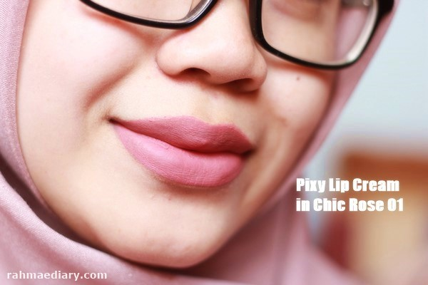 Review Pixy Lip Cream