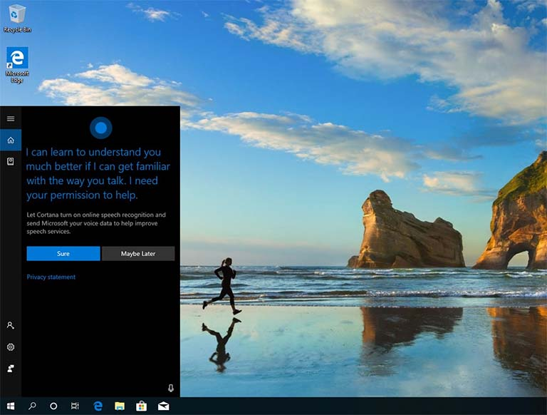 Windows 10 19H1 Akan Memisahkan Windows Search Dari Cortana
