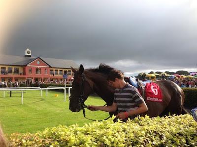Ballinrobe Racecourse, Ireland