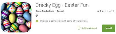 Crack easter egg game