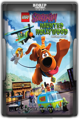 Lego Scooby-Doo Hollywood Assombrada Torrent BDRip Dual Áudio 2016