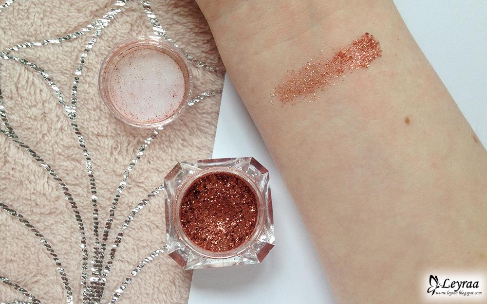 FIERCE – Super błyszczący czerwony pigment Kiki Kosmetyki