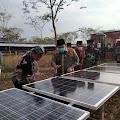 Hadiri Launching SuryaNett, Ngesti Nugraha : ' Internet Desa dan Inovasi Sumur Bur Tenaga Surya Sejalan Program Kami'