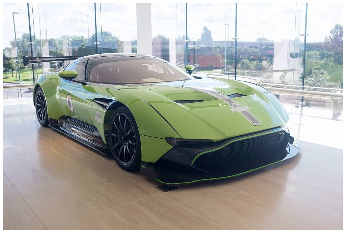 Verde Ithaca Green Aston Martin Vulcan Can Be Yours For $3