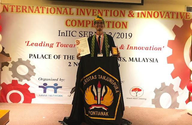 Prestasi Mahasiswa UNTAN (Universitas Tanjungpura)