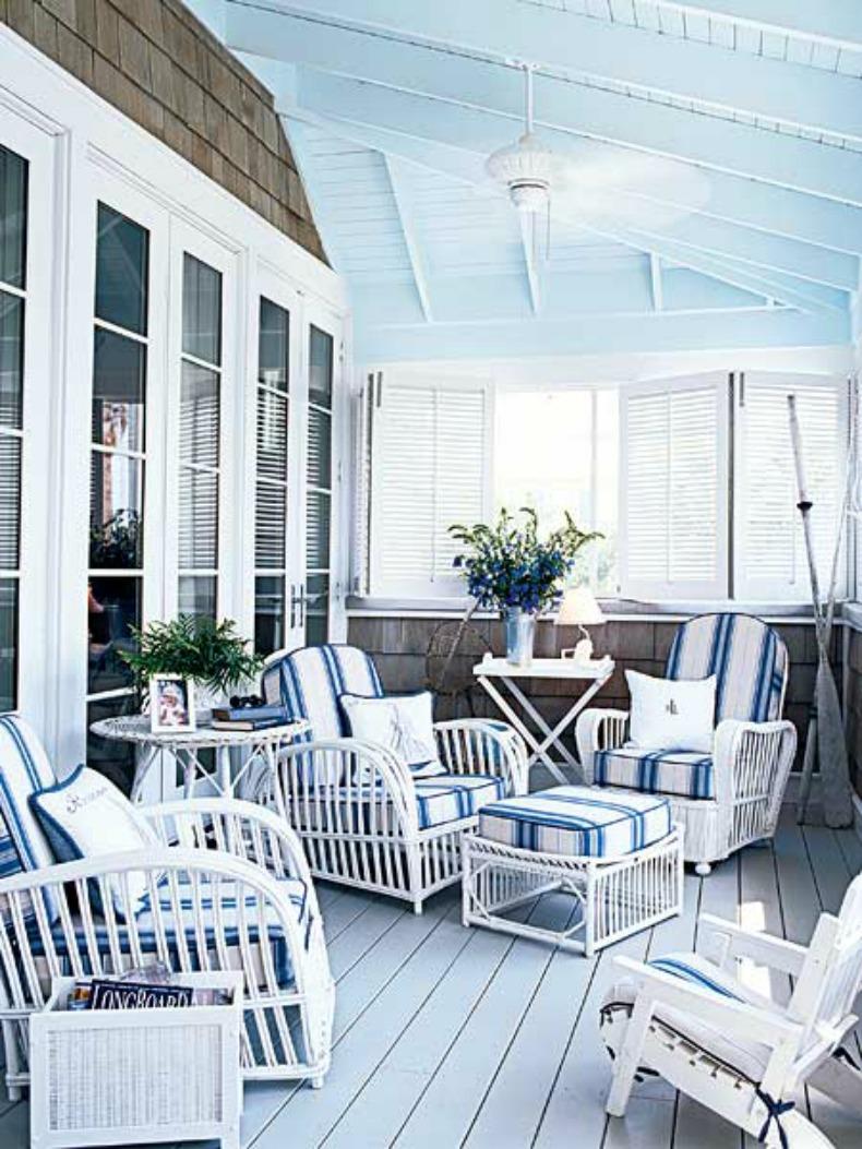 Coastal Home: 10 Ways To: To transform your outdoor living ... on Nautical Backyard Ideas id=16888
