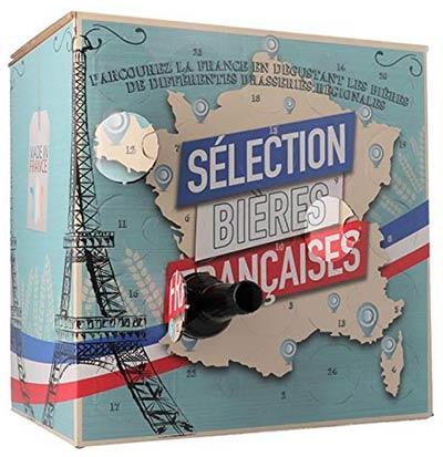 calendrier bières françaises