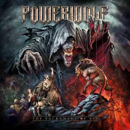POWERWOLF: Τίτλος, εξώφυλλο και tracklist του νέου album