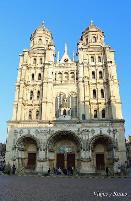 Iglesia de Saint Michel de Dijon